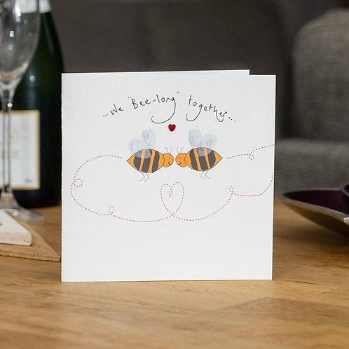 We Bee-Long Together Design