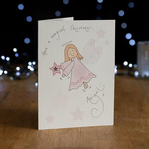 Pink Fairy Design