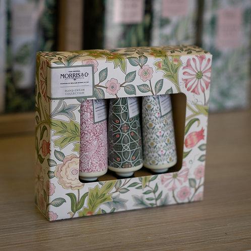 Morris & Co Jasmine & Green Tea Hand Cream Collection