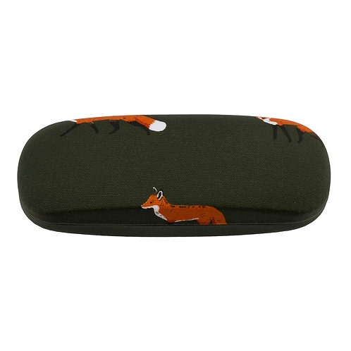 Fox Glasses Hard Case by Sophie Allport