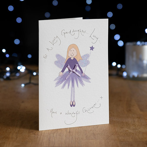 Purple Fairy Design