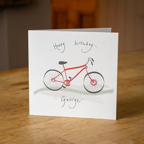 Red Bike Design