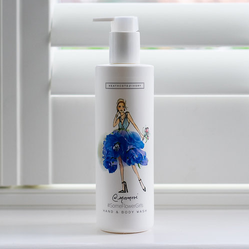 Flower Girls Hand and Body Wash