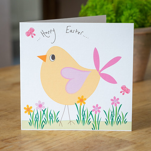 Easter Chick - Pink