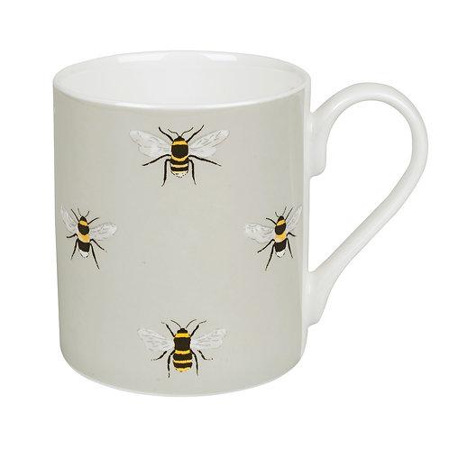 Bee Coloured Mug by Sophie Allport