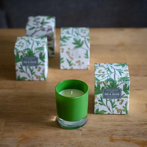 Fig & Olive Fragrance Jar Candle