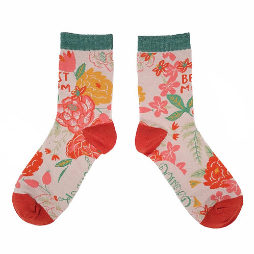 Bamboo Ankle Socks - Best Mum