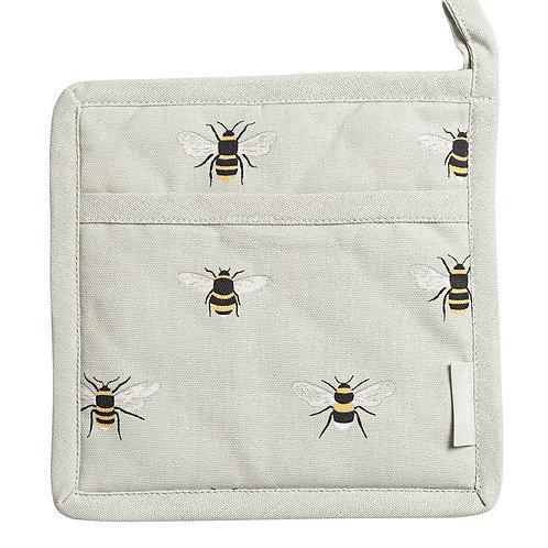Bee Pot Grab by Sophie Allport