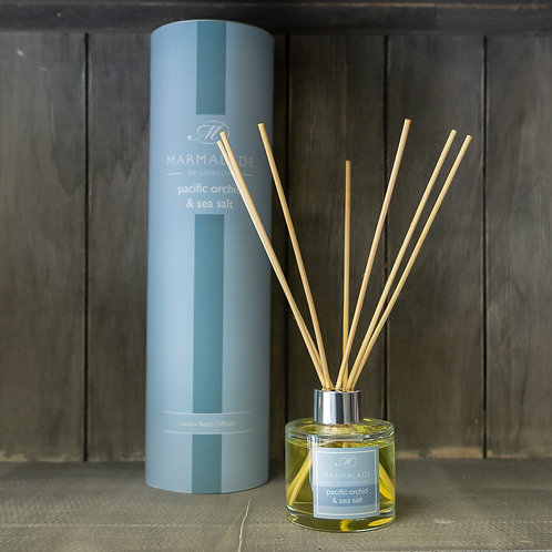 Pacific Orchid & Sea Salt Large Diffuser by Marmalade