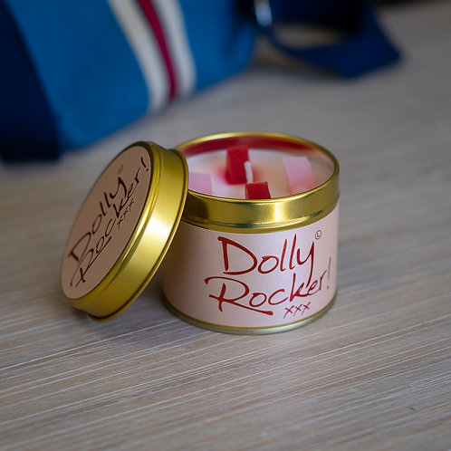 Dolly Rocker! Lily-Flame Candle