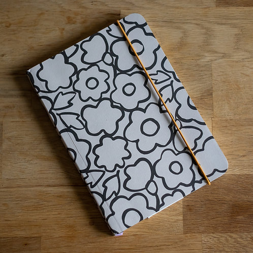 A5 Notebook by Caroline Gardner