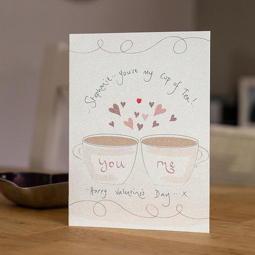 Cups of Tea Design
