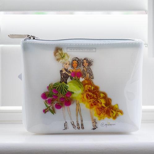 Flower Girls Body Care Bag