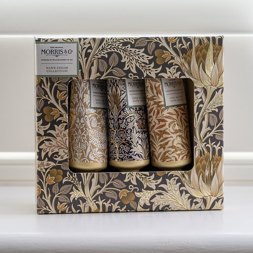 Morris & Co Iris & Cardamon Hand Cream Collection