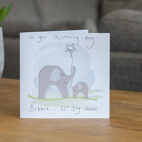Grey Elephants Design