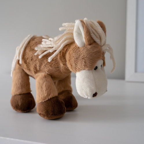 Pony Soft Toy