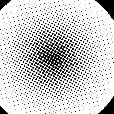 Círculo de puntos