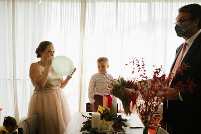 Home wedding during Covid-19