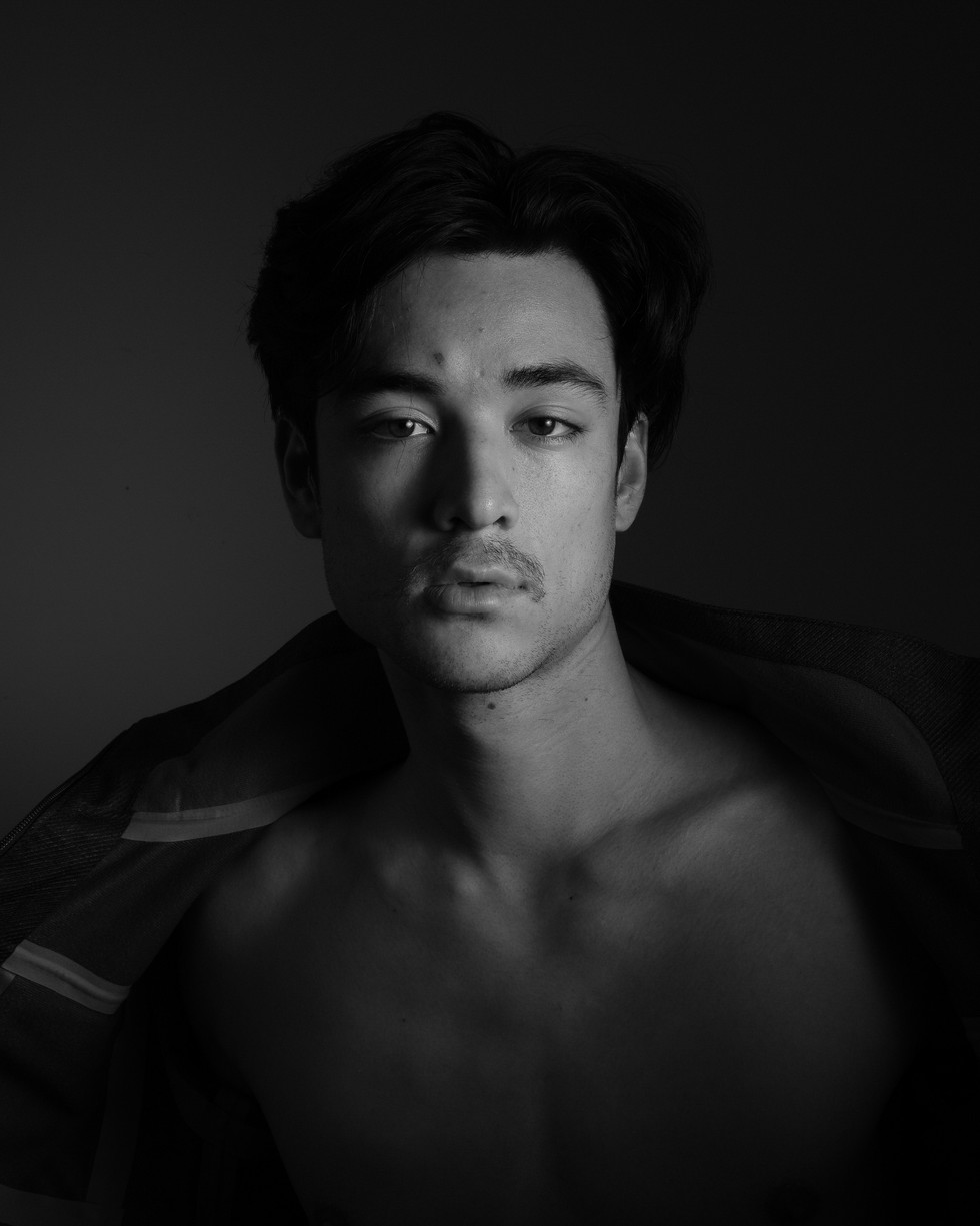 Portraiture by Larry Toh