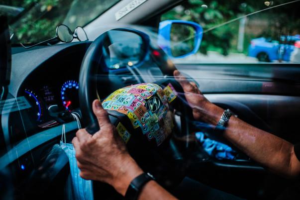 Comfort Delgro Driver I am OK