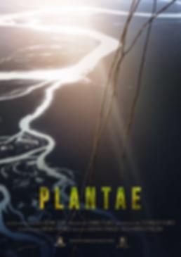 Poster Plantae Portuguese Credits Small