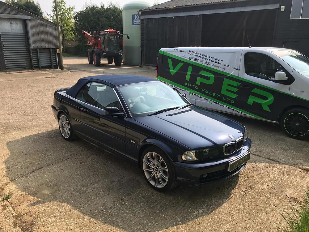 Viper Auto Valet - 2001 BMW 325i