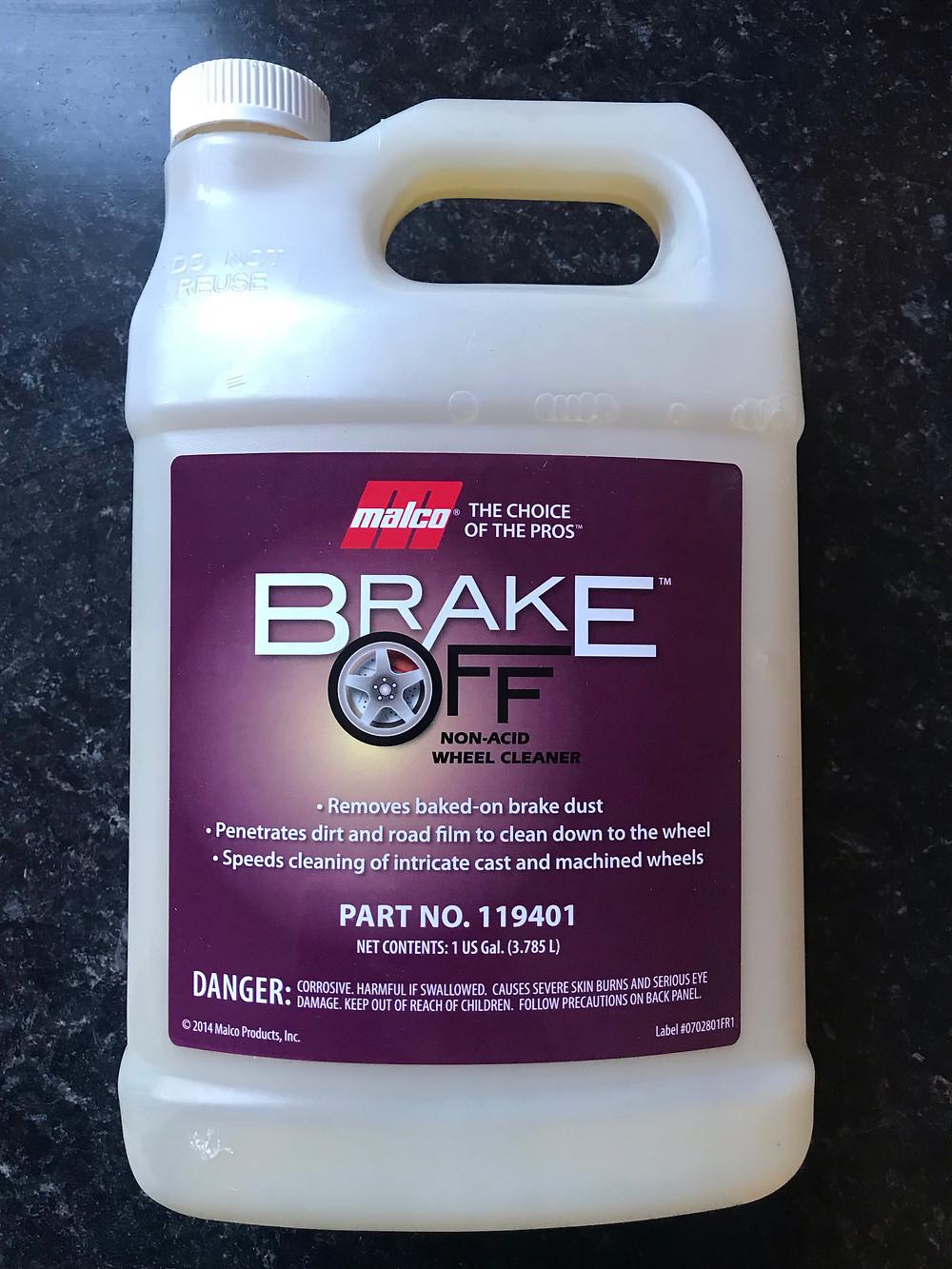 MALCO Brake Off