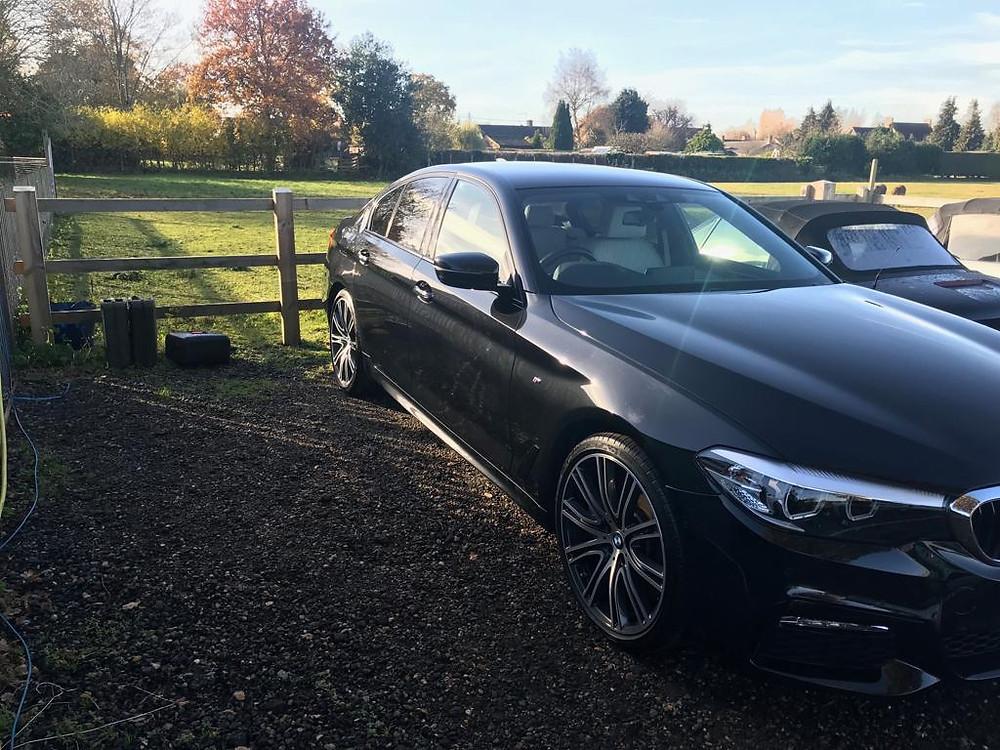 2018 BMW 5 series xdrive - Auto Valet Ipswich