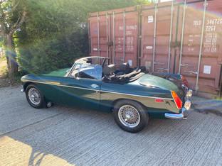 Valeting in Ipswich Suffolk - Classic British Cars