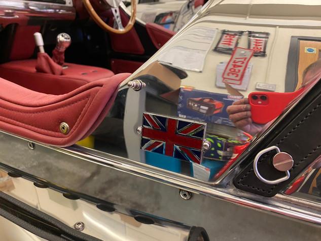 Classic Car Valeting Ipswich - Morgan