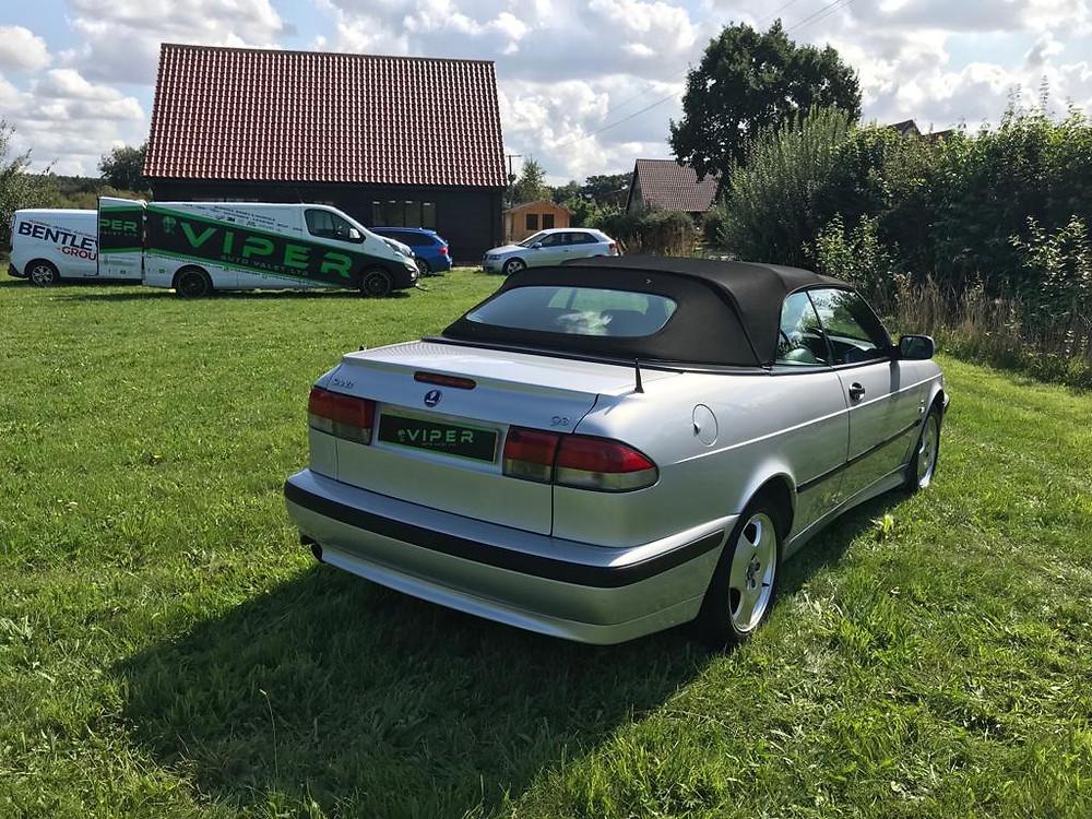 1999 Saab - Car Valet Ipswich