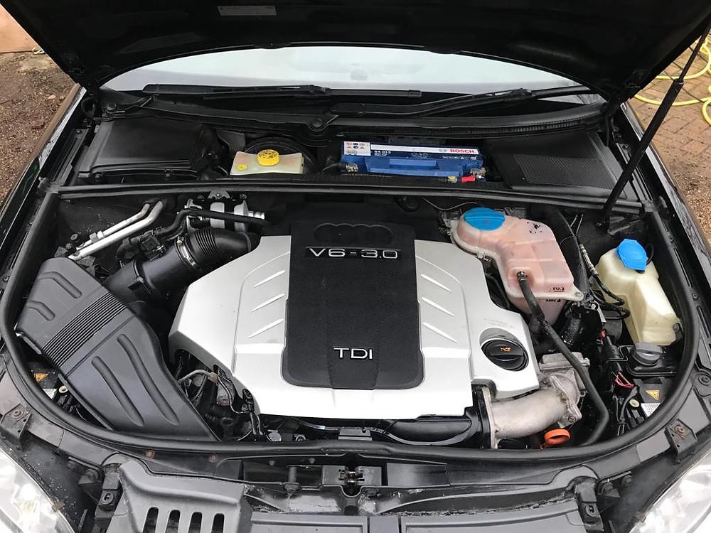 2004 Audi - Ipswich Car Detailing