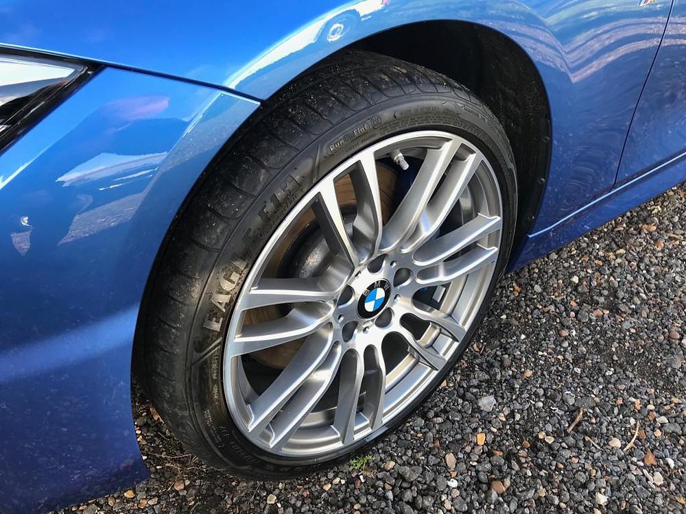 2018 BMW 335d - Car Valeting Suffolk
