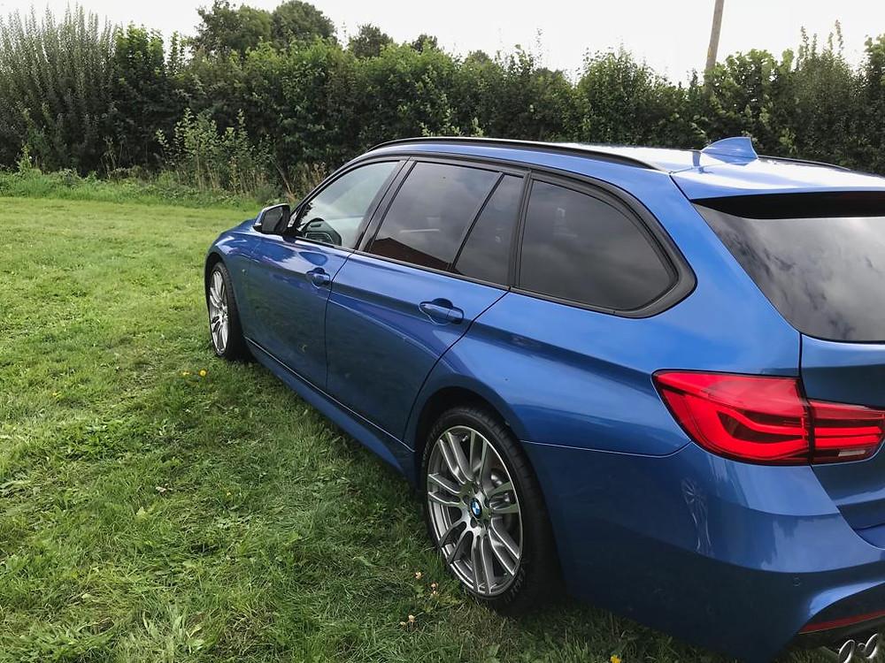 2018 BMW 335d - Car Valeting Ipswich