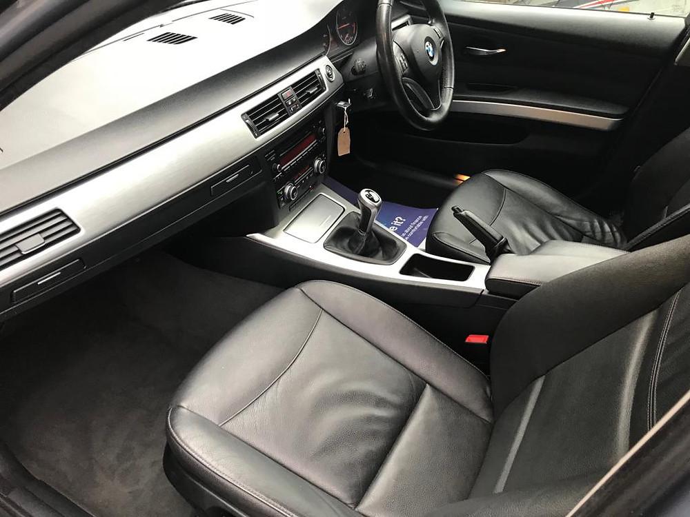 2018 BMW 320d estate - Ipswich Car Valeting