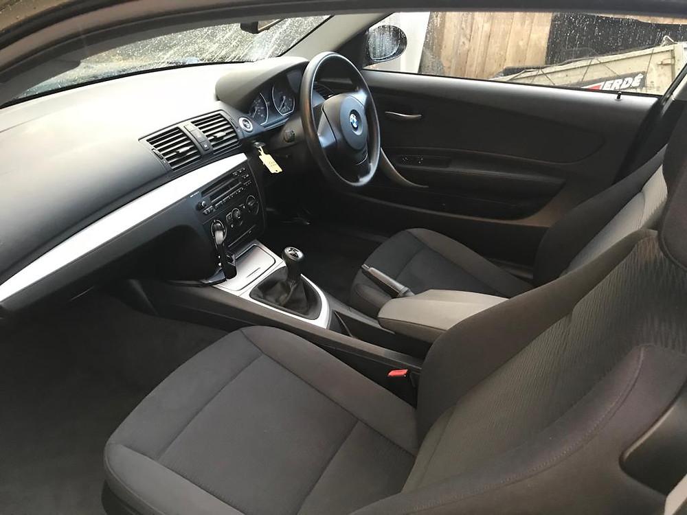 2007  BMW 120d - Car Valeting Suffolk