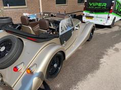 Classic Car Valeting Suffolk - Morgan