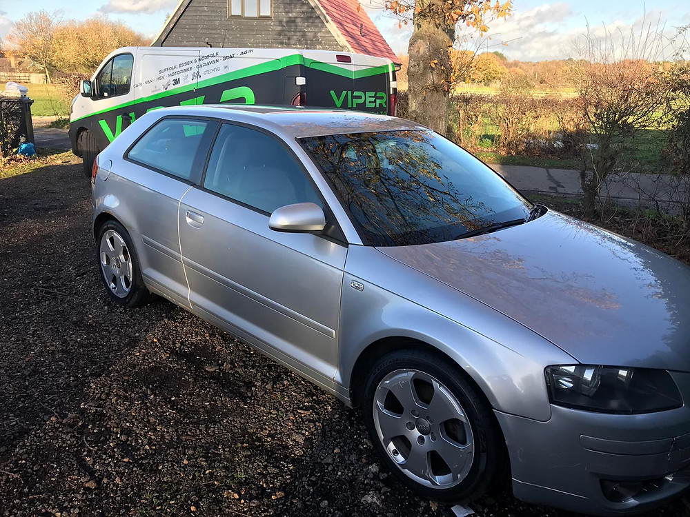 Suffolk Car Valet