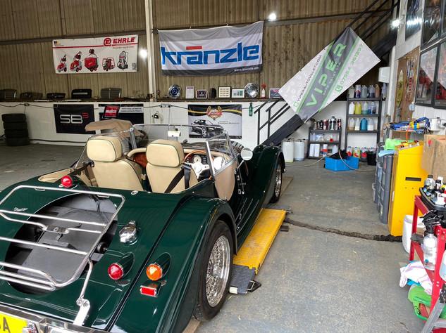 Valet Service Ipswich Area - Classic Cars