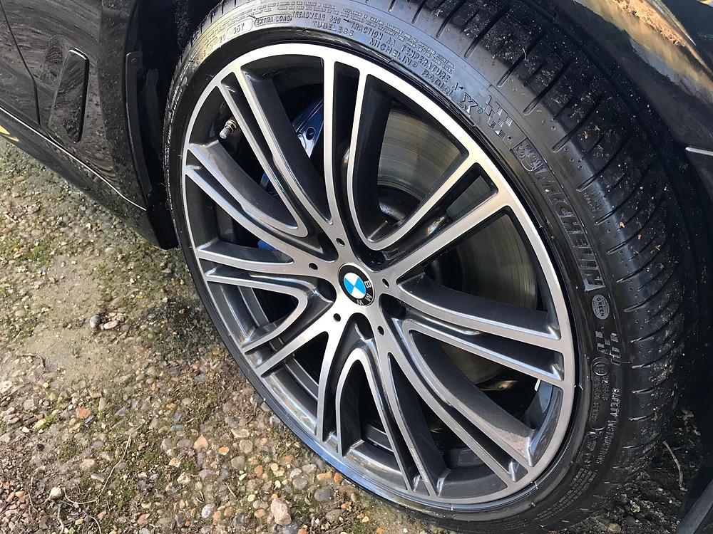 Suffolk Car Valet - 2018 BMW 540i xdrive
