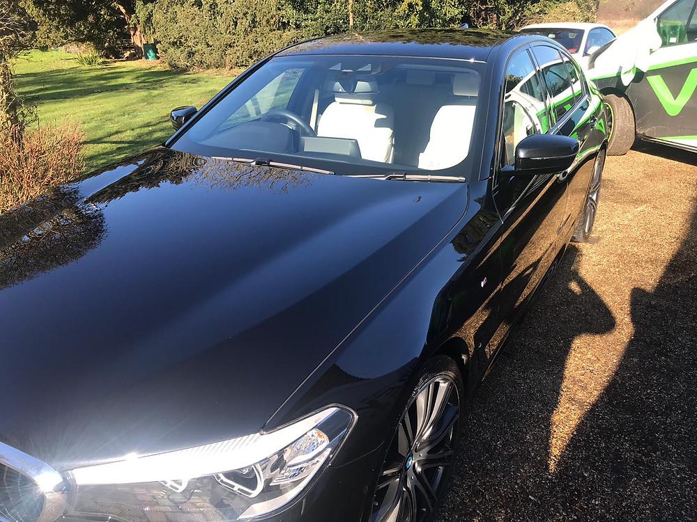 Ipswich Auto Valeting - 2018 BMW 540i