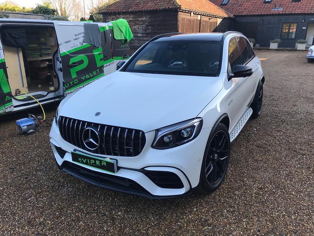 2018 Mercedes Benz GLC 63S - Ipswich Car Valet