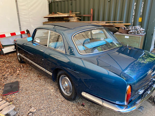 Classic Car Valeting Suffolk - Gentleman's Express Bristol