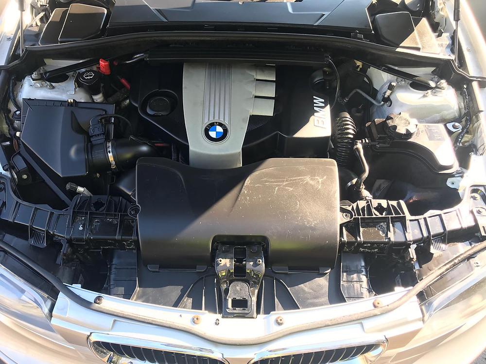Ipswich Car Valet - 2007 BMW 120d