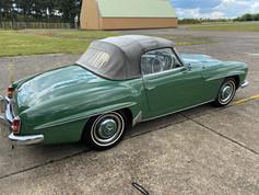 Ipswich Valeting - 1950's Mercedes-Benz 190SL