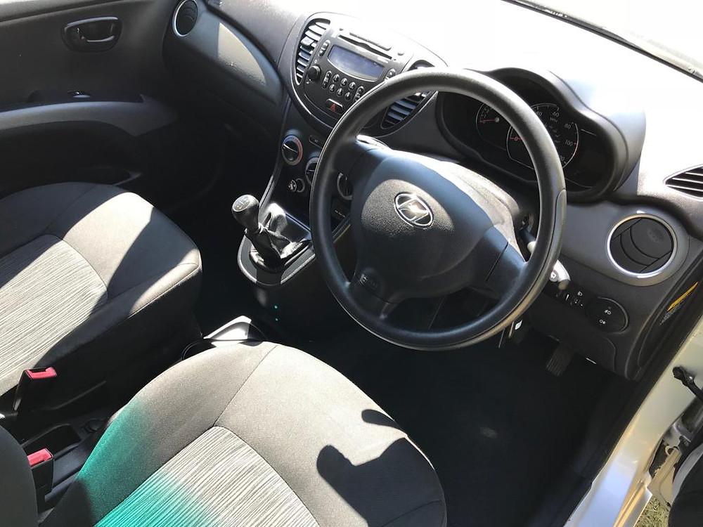 2011 Hyundai i10 - Car Valet Ipswich