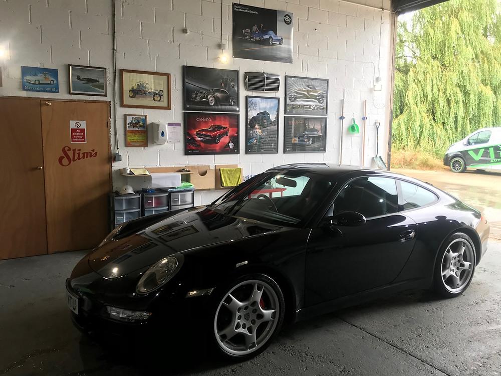 Ipswich Auto Valeting - 2007 Porsche 911