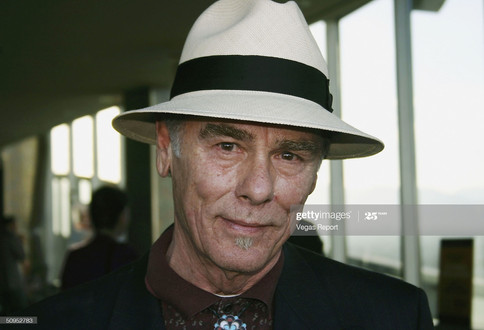 Actor Dean Stockwell