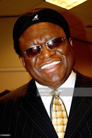 Comedian George Wallace