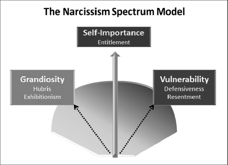 Zlatan Krizan and Anne D. Herlache's Narcissism Spectrum Model
